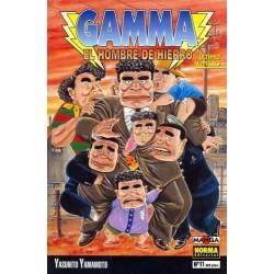 GAMMA, EL HOMBRE DE HIERRO Nº 11