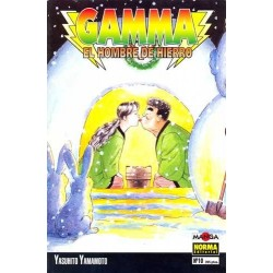 GAMMA, EL HOMBRE DE HIERRO Nº 10