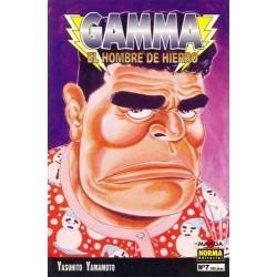 GAMMA, EL HOMBRE DE HIERRO Nº 7