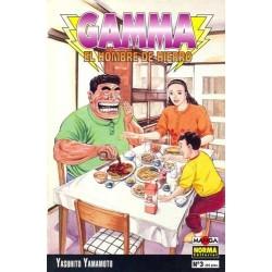 GAMMA, EL HOMBRE DE HIERRO Nº 3