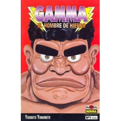 GAMMA, EL HOMBRE DE HIERRO Nº 1