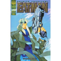 EAT-MAN Nº 3