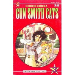 GUN SMITH CATS Nº 3 (PORTADA DESTEÑIDA)