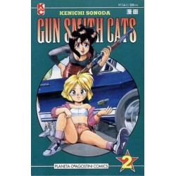 GUN SMITH CATS Nº 2