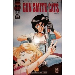 GUN SMITH CATS 2ª PARTE Nº 3