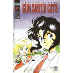 GUN SMITH CATS 2ª PARTE Nº 2