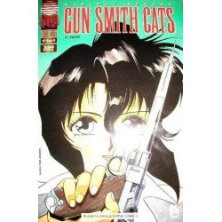 GUN SMITH CATS 3ª PARTE Nº 3