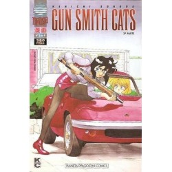 GUN SMITH CATS 3ª PARTE Nº 2