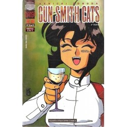 GUN SMITH CATS 4ª PARTE Nº 11