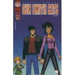 GUN SMITH CATS 4ª PARTE Nº 9