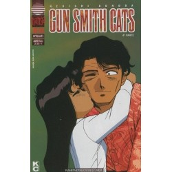 GUN SMITH CATS 4ª PARTE Nº 8