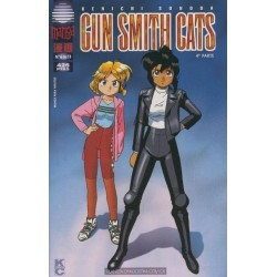 GUN SMITH CATS 4ª PARTE Nº 6