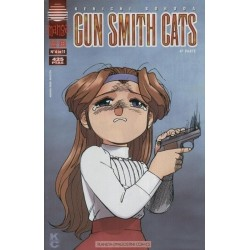 GUN SMITH CATS 4ª PARTE Nº 4