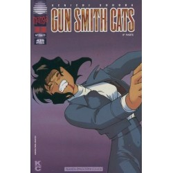 GUN SMITH CATS 4ª PARTE Nº 3