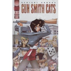 GUN SMITH CATS 4ª PARTE Nº 2