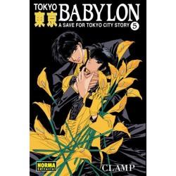 TOKYO BABYLON Nº 5