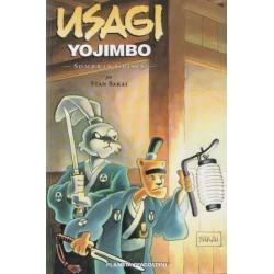USAGI YOJIMBO Nº 13 SOMBRAS GRISES