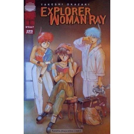 EXPLORER WOMAN RAY Nº 5