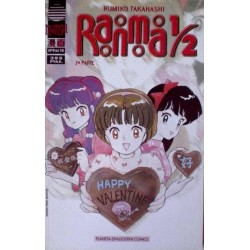 RANMA 1/2 7ª PARTE Nº 9
