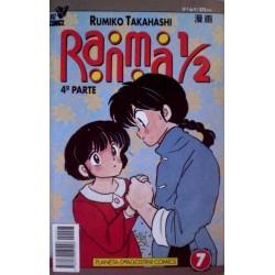 RANMA 1/2 4ª PARTE Nº 7