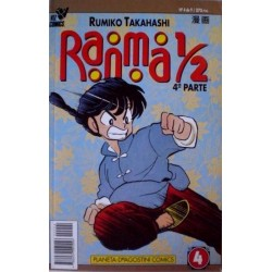 RANMA 1/2 4ª PARTE Nº 4