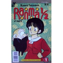 RANMA 1/2 4ª PARTE Nº 1