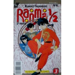 RANMA 1/2 3ª PARTE Nº 3