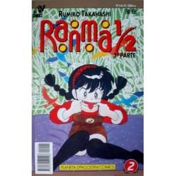 RANMA 1/2 3ª PARTE Nº 2