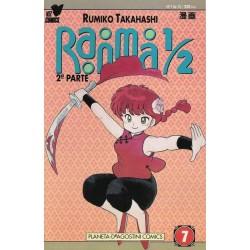 RANMA 1/2 2ª PARTE Nº 7