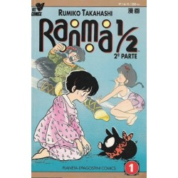 RANMA 1/2 2ª PARTE Nº 1