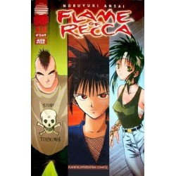 FLAME OF RECCA Nº 2