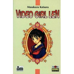 VIDEO GIRL LEN Nº 5