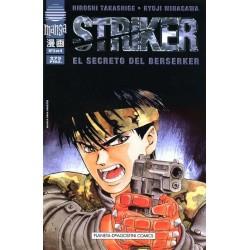STRIKER: EL SECRETO DEL BERSERKER Nº 3