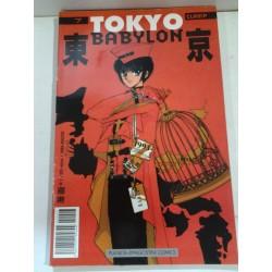 TOKYO BABYLON Nº 7
