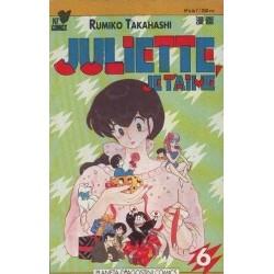 JULIETTE JE T´AIME Nº 6