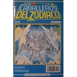 LOS CABALLEROS DEL ZODIACO Nº 80