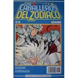 LOS CABALLEROS DEL ZODÍACO Nº 75