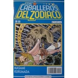 LOS CABALLEROS DEL ZODÍACO Nº 71