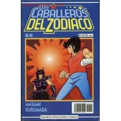LOS CABALLEROS DEL ZODÍACO Nº 14