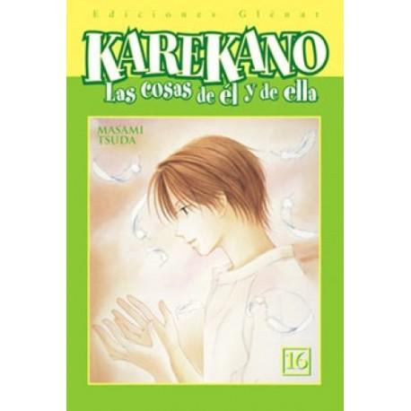 KAREKANO Nº 16