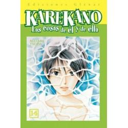 KAREKANO Nº 14
