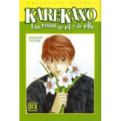 KAREKANO Nº 10