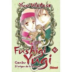FUSHIGI YUGI: GENBU Nº 10