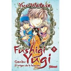 FUSHIGI YUGI: GENBU Nº 9