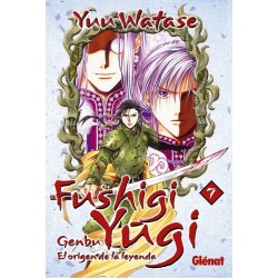 FUSHIGI YUGI: GENBU Nº 7