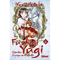 FUSHIGI YUGI: GENBU Nº 6