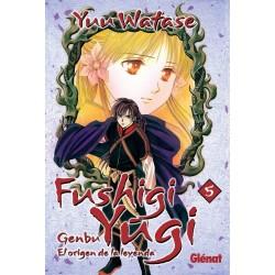 FUSHIGI YUGI: GENBU Nº 5