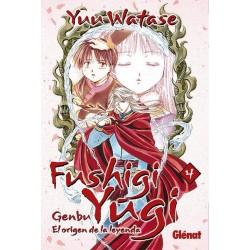 FUSHIGI YUGI: GENBU Nº 4