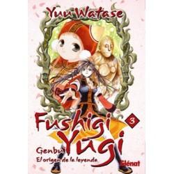 FUSHIGI YUGI: GENBU Nº 3