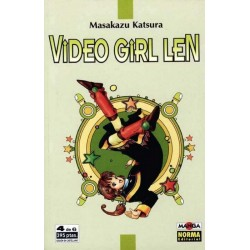 VIDEO GIRL LEN Nº 4